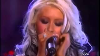 Christina Aguilera - Impossible & Beautiful (AMA 2003)