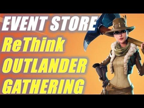 Event Store & ReThink Outlander Gathering