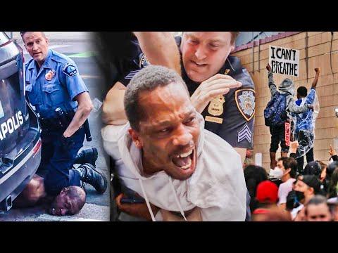 Я не могу дышать! КТО ТАКОЙ Джордж Флойд из Миннеаполиса? Протесты против полиции.