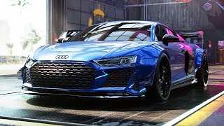 WIDE BODY AUDI R8 BUILD - Need for Speed: Heat Part 14