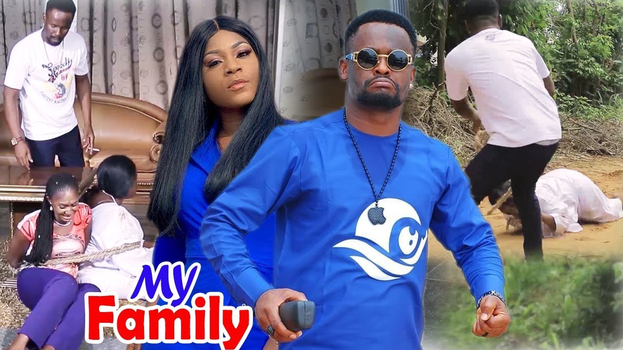 My Family 1&2 - Zubby Micheal / Destiny Etico 2019 Latest Nigerian  Nollywood Movie Full HD