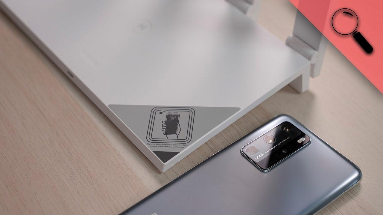 WiFi 6, jó áron!   Huawei AX3 router
