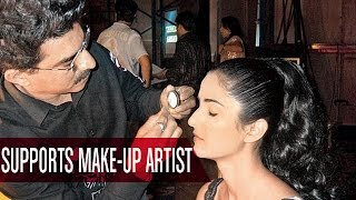 Fired by Katrina Kaif, Make-up Artist Subash Singh Turns Producer | EXCLUSIVE