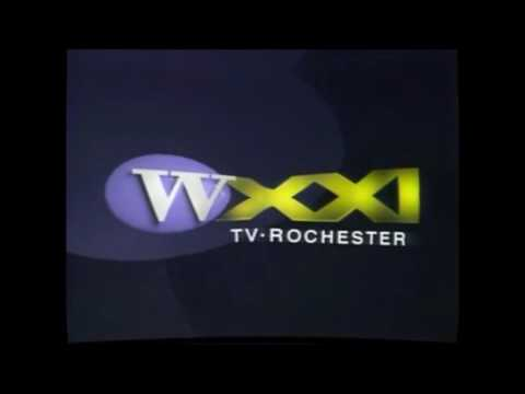 Messing Around With Logos - Episode 154: WXXI Rochester (2002)