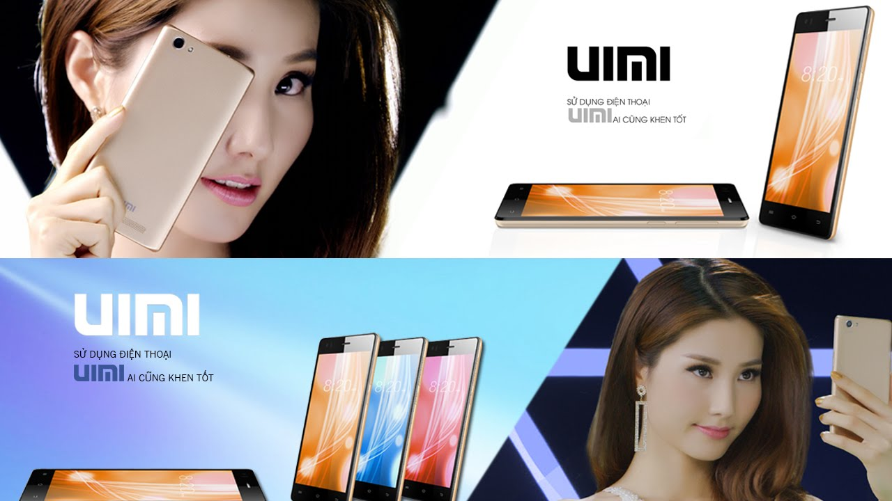 Điện thoại cao cấp UIMI   UIMI Mobilephone Factoryshop