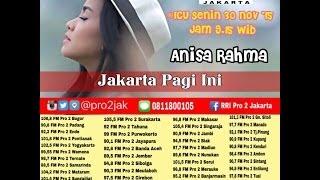 Anisa Rahma (Live Video Corner RRI)