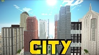 Minecraft PE City | High Rossferry [DOWNLOAD]
