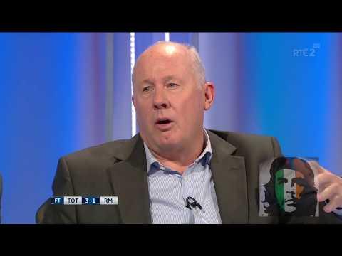 Tottenham 3-1 Real Madrid post match analysis HD Dunphy, Brady, Sadlier