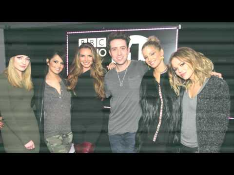 Girls Aloud - Interview On The Radio 1 Breakfast Show (12.11.12)