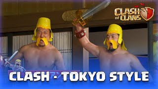 The Ultimate Clash Challenge - Tokyo Style (Clash of Clans)