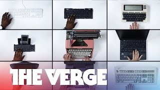 The official keyboard music video(In honor of IBM's clicky Model M keyboard, The Verge orchestrated a performance of iconic keyboards throughout the ages. Read how The Verge made the ..., 2014-10-07T15:16:37.000Z)
