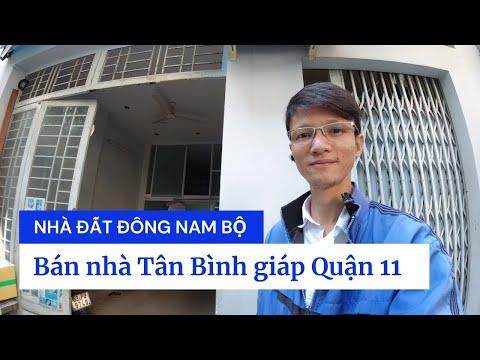 Chính chủ Bán nhà hẻm Âu Cơ phường 9 Tân Bình giá rẻ, gần cư xá Lữ Gia Quận 11