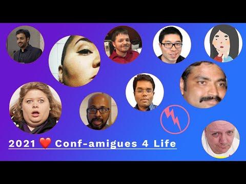 2021 ❤️ Conf-amigues 4 Life