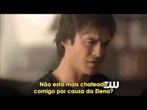 [LEGENDADO] 2° Cena Inedita The Vampire Diaries 4x04 The Five