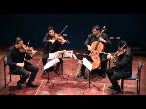 The Simon Bolivar String Quartet [concert]