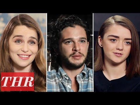&39;Game of Thrones&39; Cast Through the Years: Kit Harington Sophie Turner Maisie Williams & More  THR