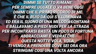 Fred De Palma - Una Volta Ancora ft. Ana Mena (Testo con Audio e Lyrics Video)