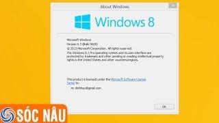 Cách kiểm tra phiên bản Windows đang sử dụng
