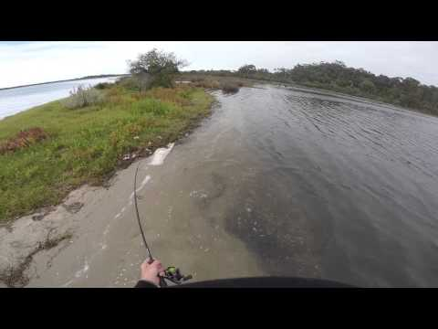 Gippsland lakes flatties - YouTube