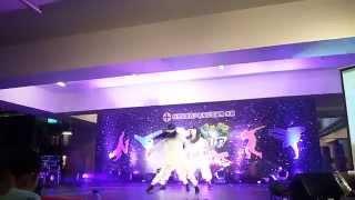 2015 明愛STEPUP街舞大賽 決賽 進階組季軍 CSJ