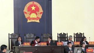 Diễn biến buổi chiều phiên tòa xét xử sơ thẩm vụ đánh bạc nghìn tỷ
