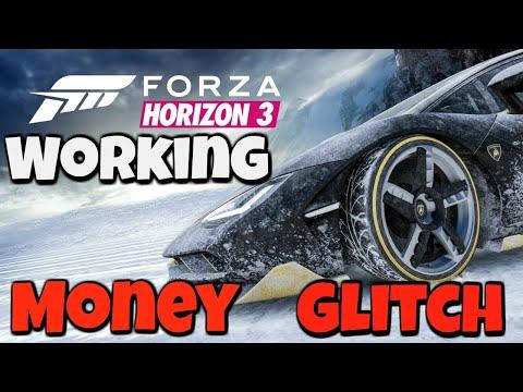 ONLY Working MONEY Glitch Forza Horizon 3
