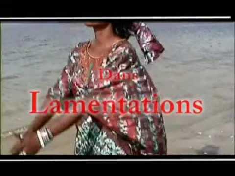 sr karine et fr blaise L'ALBUM  LAMENTATION   (PUB)