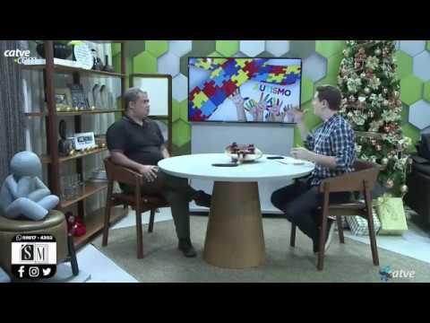 Psicólogo e especialista em Análise do Comportamento, Damião Silva fala sobre autismo