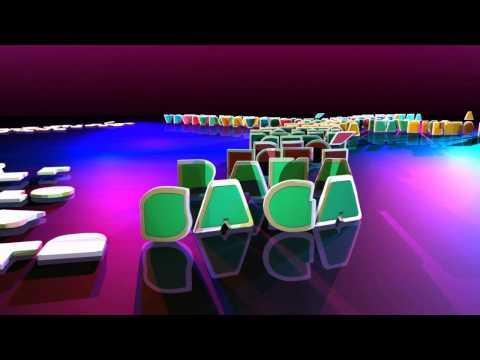 Remix Século XX - Adriana Calcanhotto - Animação Tipográfica