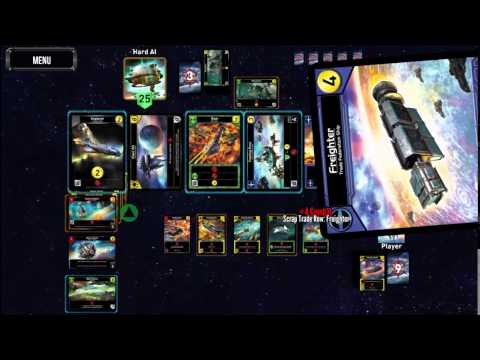 Star Realms Episode 016: How to Deal 100+ Damage! (part 2/2)