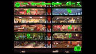 Fallout Shelter Gameplay Review (iOS)