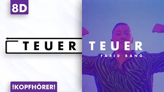 8D AUDIO | Farid Bang - Teuer Teuer
