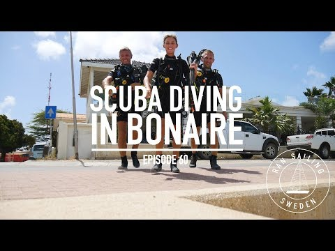 Scuba Diving in Bonaire - Ep. 60 RAN Sailing