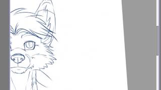 How to Draw a Furry Head Tutorial