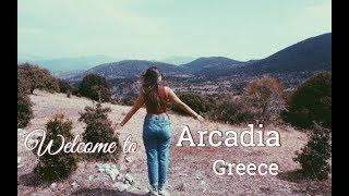 Arcadia Greece | Travel Diary