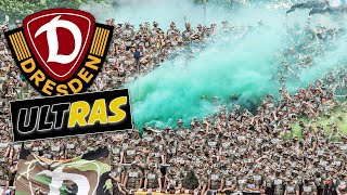 Dynamo Dresden Ultras Best Moments ● Ultras Dynamo 2000