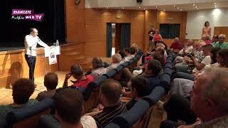 Δυναμική εμφάνιση Γιώργου Αναστασιάδη στο Συνεδριακό Κέντρο Κιλκίς-eidisis.gr webtv