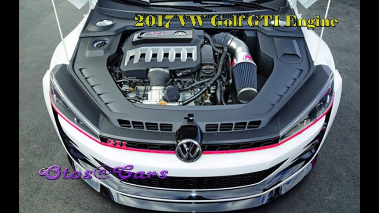 2017 volkswagen gti specs
