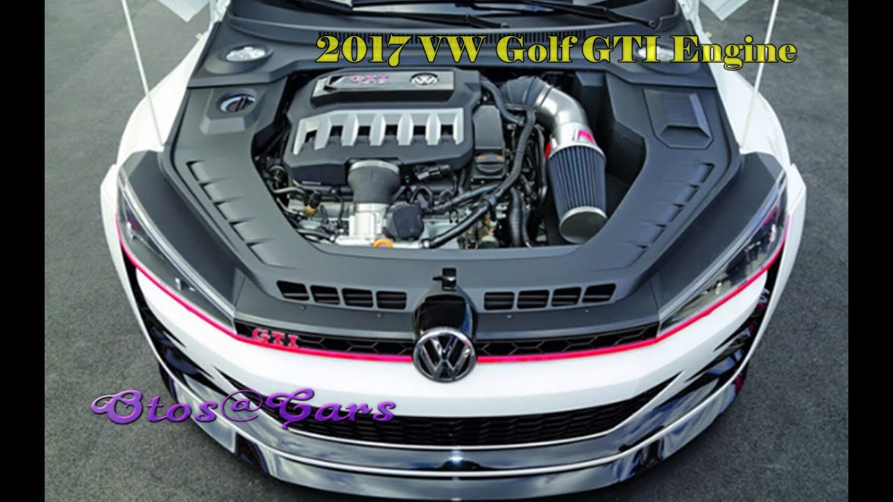 2017 vw golf gti engine specs rumors youtube. Black Bedroom Furniture Sets. Home Design Ideas