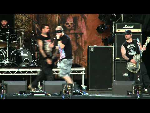 Hatebreed Destroy Everything - Bloodstock 2012