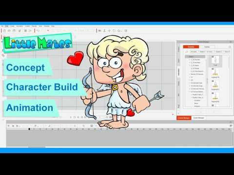 Turn your Ideas into Animations - CrazyTalk Animator 3