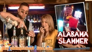 How To Make The Alabama Slammer (drink Recipes)