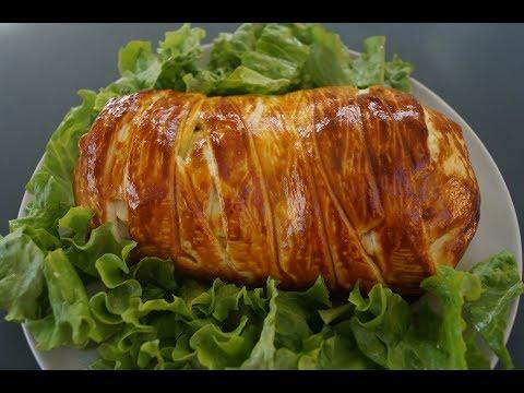 feuilletée-epinard-saumon-mozzarella