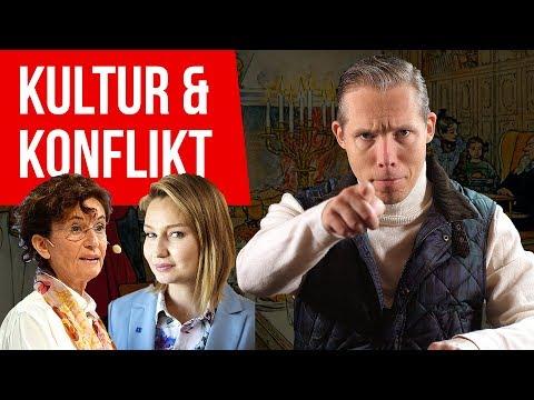 KULTUR & KONFLIKT: Vad är svensk kultur?