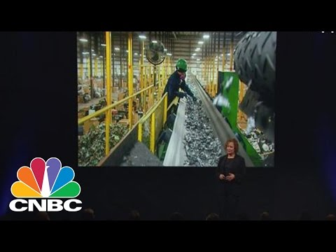 Apple Pushes Environment With Liam, Renew   CNBC