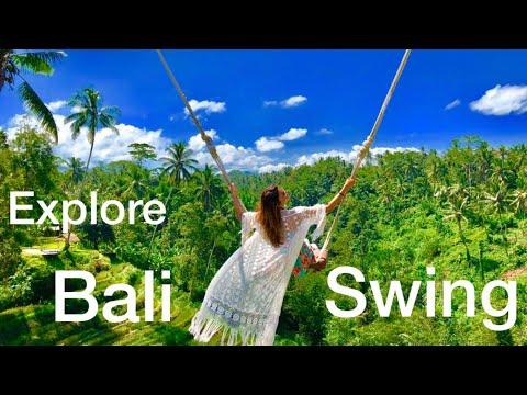 Vlog Bali Swing Baliswing Beautiful Aloha Ubud Swing Explore Ubud Baliswing