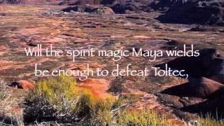 Book Trailer for Jaguar Sun by Martha Bourke