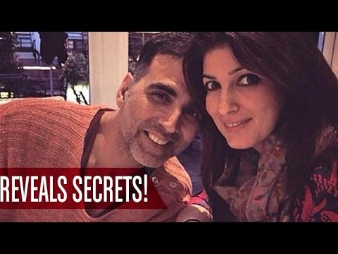 Akshay Kumar's SECRETS Publicly SPILLED OUT By Wife Twinkle Khanna | Bollywood News Mp3