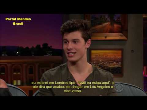Shawn Mendes fala sobre Niall Horan no The...