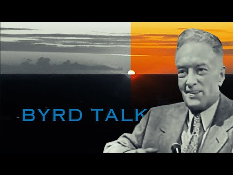 FLAT EARTH Antarctica - Byrd Talk thumbnail